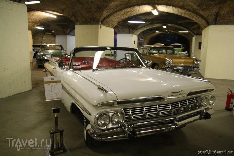 Американские автомобили в Будапеште / Венгрия