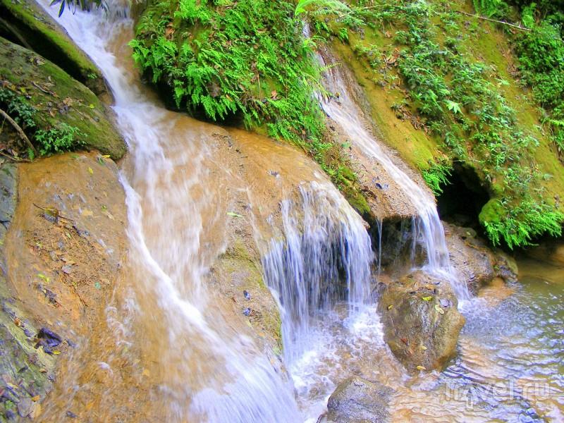 """Куба. Путешествие к водопадам. Национальный парк """"Guanayara"""" / Фото с Кубы"""
