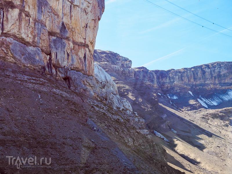 В большие горы без подготовки / Фото из Швейцарии