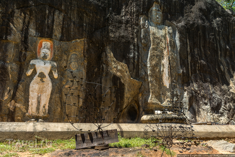 Шри-Ланка. По дороге к океану / Фото со Шри-Ланки
