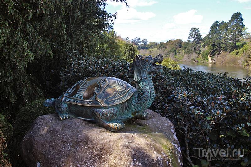 Hamilton Gardens, Новая Зеландия / Фото из Новой Зеландии