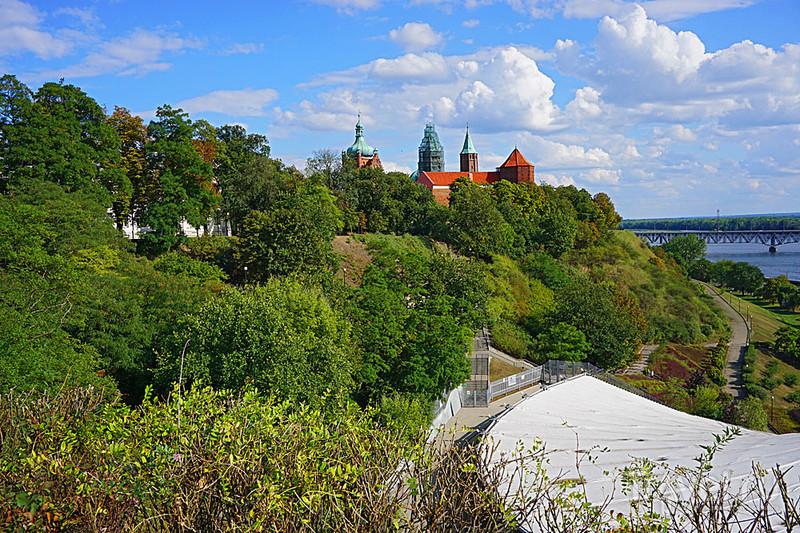 Плоцк - город над Вислой / Польша