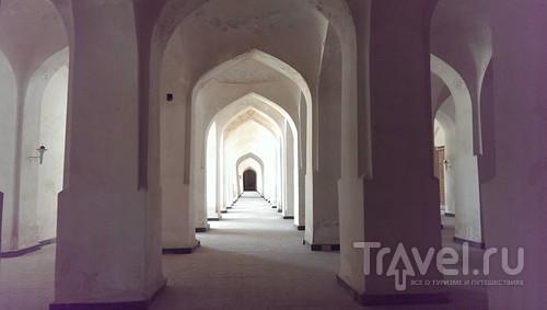 Продолжаю прогулку по Бухаре / Узбекистан