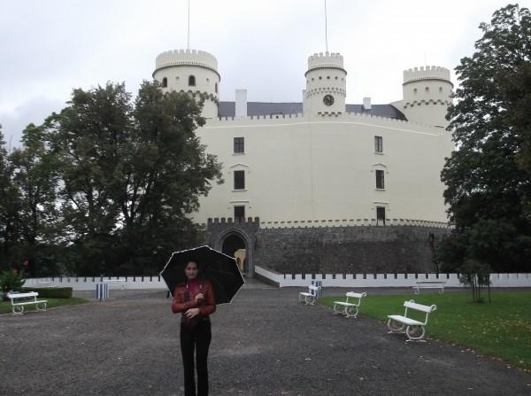 Замок Орлик над Влтавой / Чехия
