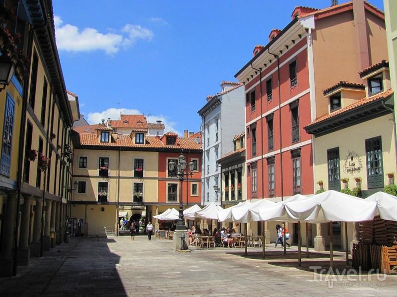 Овьедо: старый город, рынок, дороманские церкви / Испания