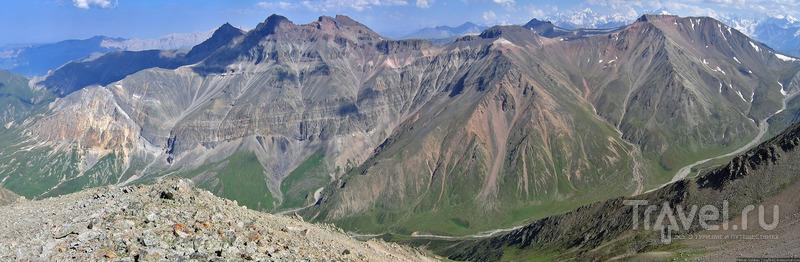 О вершинах Кавказа. Чегемская вулканическая область / Фото из России