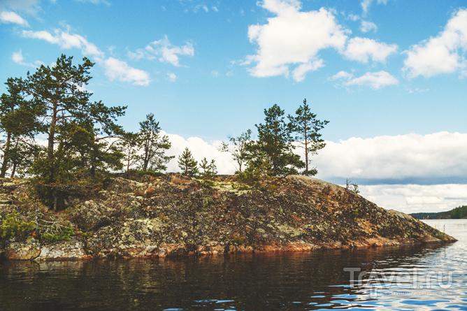 Отдых на озере Сайма в Финляндии / Финляндия