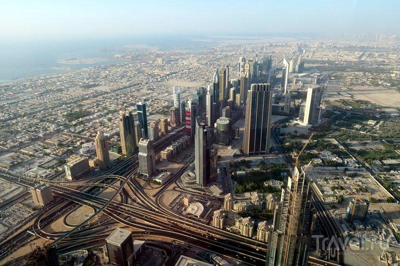 Дубай - недогород в пустыне / Фото из ОАЭ
