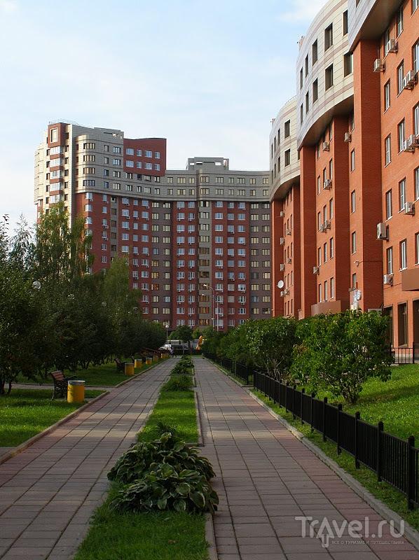 Зеленоград. Микрорайон 5А - Молодежный Жилой Комплекс / Россия