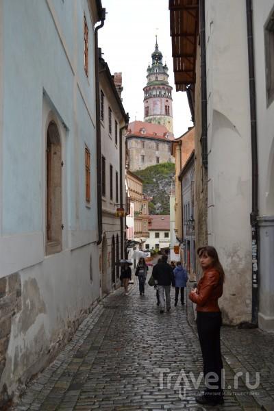 Чески-Крумлов - Чешская жемчужина / Чехия