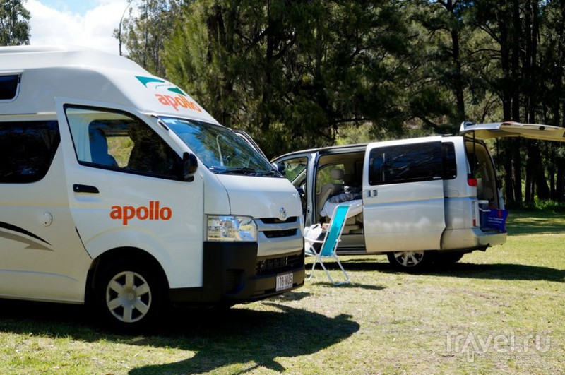 Путешествие по Австралии на автокемпере / Австралия