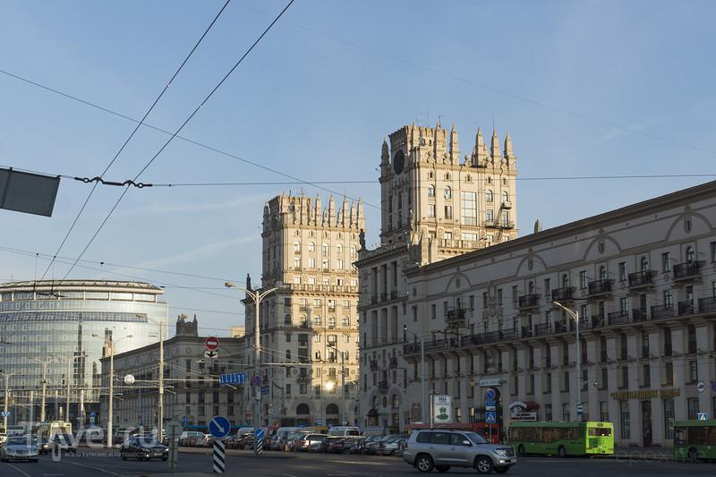 Путешествие в Несвиж и Мир на автобусе из Минска / Фото из Белоруссии