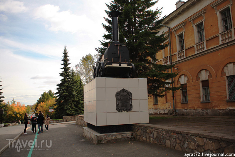 Нижний Тагил. Малахитовая линия / Россия