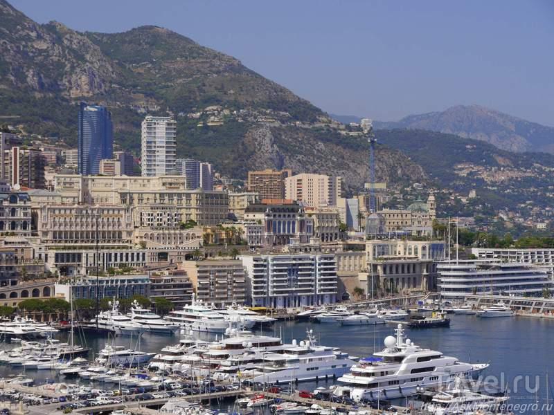 Мини-путешествие по карликовому государству / Монако