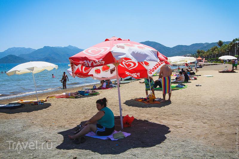 Что не так с Мармарисом? Пляжи Мармариса / Фото из Турции