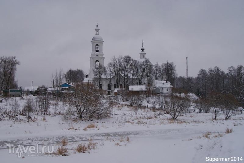 Село Филипповское / Россия