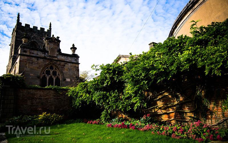 Kedleston Hall / Великобритания