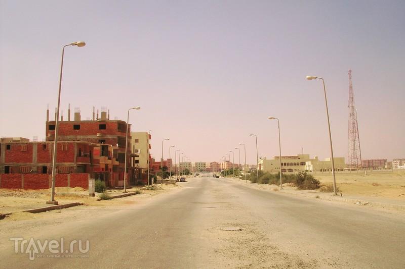 """""""Город-призрак""""  Бадр... / Египет"""