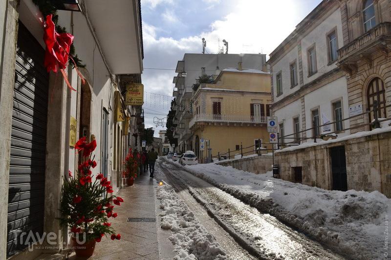 Италия. Локоротондо. Январь 2015 / Фото из Италии