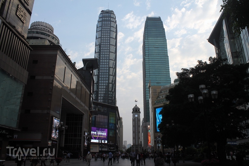 Чунцин - мой любимый город в Китае / Китай