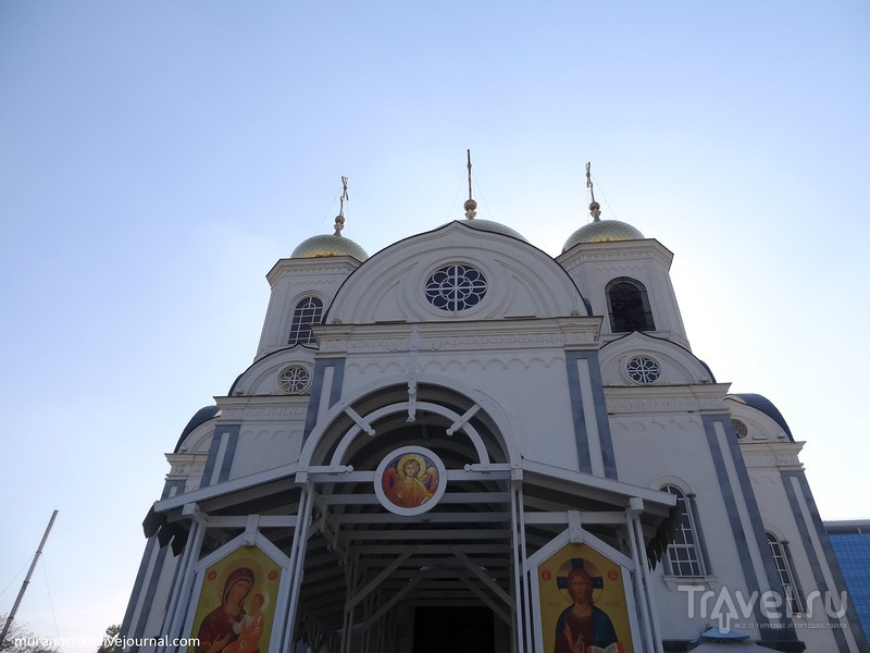 Прогулка по Екатеринодару в октябре / Россия