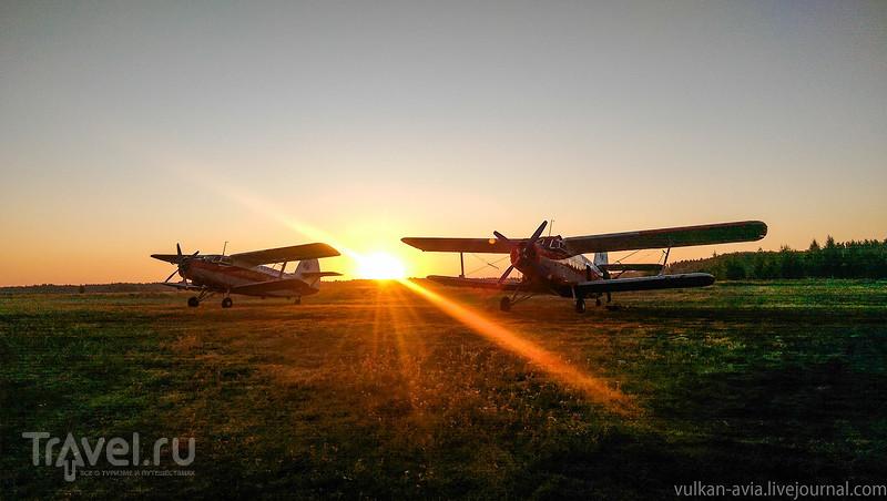 Таврический перелёт в Крым на Ан-2 / Россия