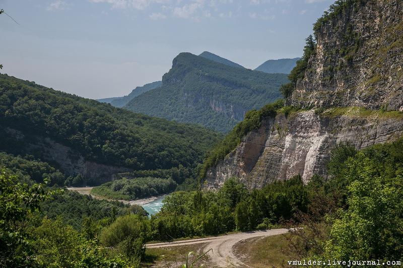 Путешествие в Верхний Кодор / Абхазия