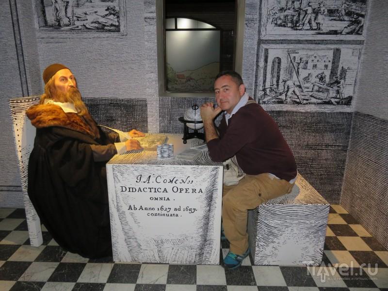 Музей восковых фигур в Праге / Чехия