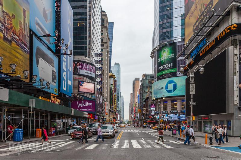 Автопутешествие по востоку США. New York / Фото из США