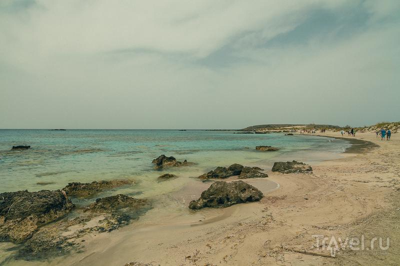 Критские берега / Греция