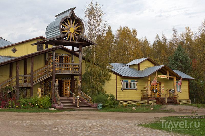 Надцатый раз по Карелии: Верхние Мандроги / Фото из России