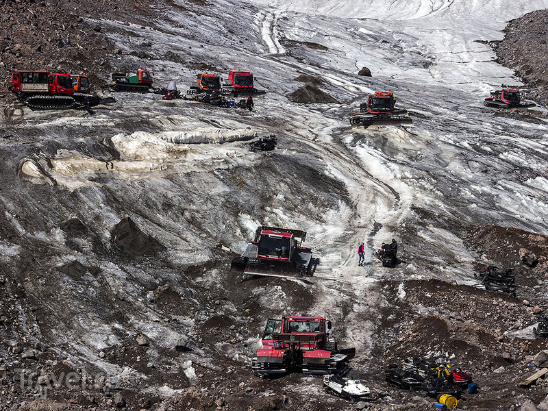 Северный Кавказ 2015. Приэльбрусье / Россия