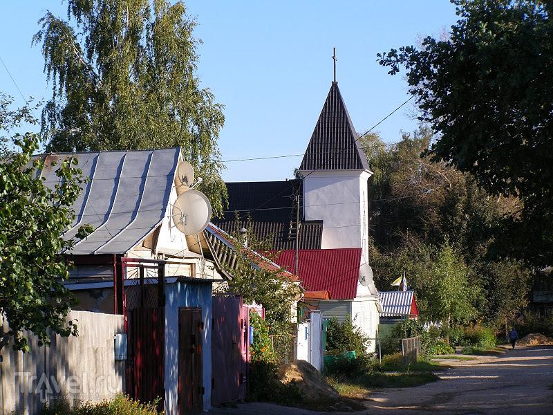 Орёл. Римско-католическая церковь на Кирпичной / Россия