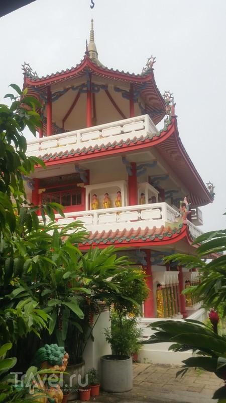 Kek Lok Si Temple или Храм Вечного Блаженства / Малайзия