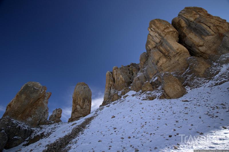 О вершинах Кавказа. Уазахох / Фото из России