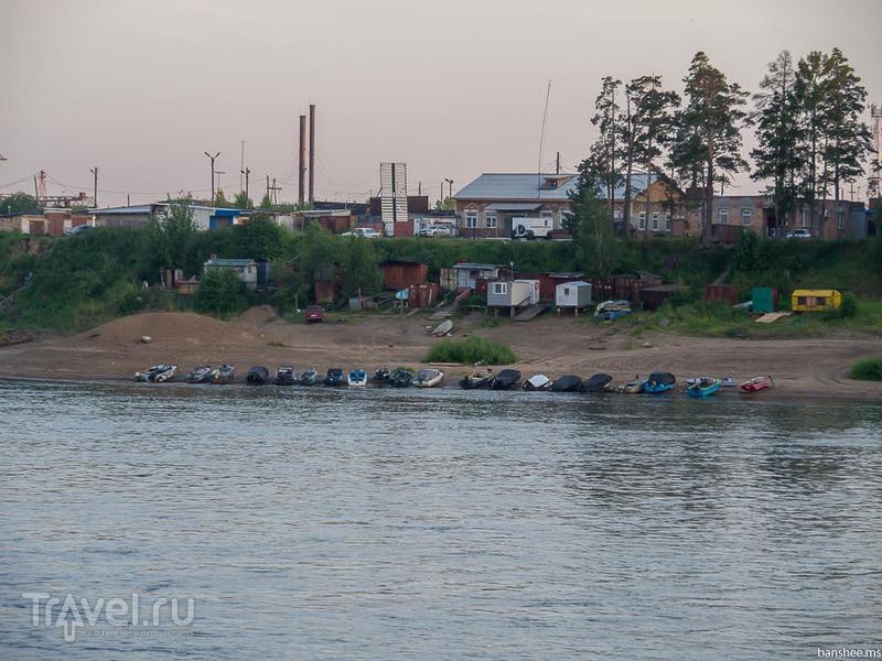 Енисей, от Ангары до Енисейска / Фото из России