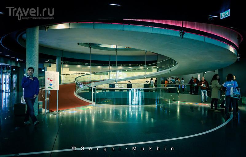Лозанна. Олимпийский музей / Фото из Швейцарии
