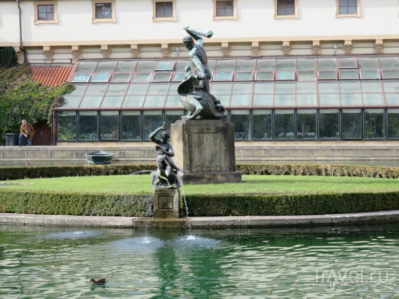Вальдштейнский дворец в Праге / Чехия