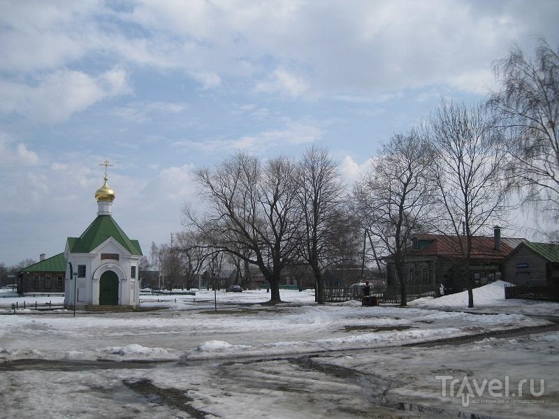 Рыбновский район Рязанской области: туризм на любой вкус / Фото из России
