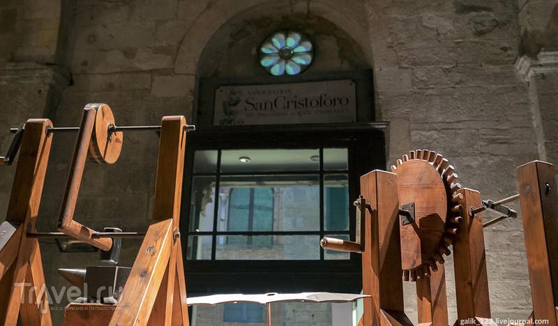 Церковь святого Христофора в Лукке / Италия
