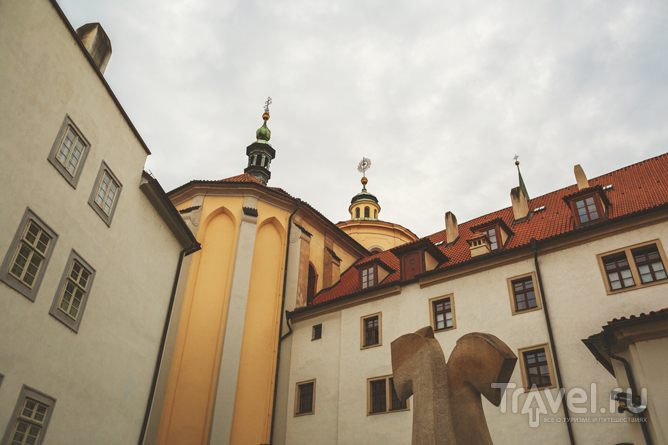Где остановиться в Праге Выбираем район отель или
