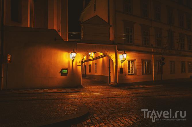 Где остановиться в Праге: отель с историей Augustine / Чехия