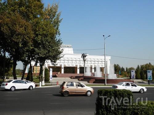 Ташкент современный / Узбекистан