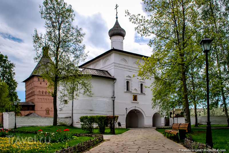 Суздаль. Спасо-Евфимиев монастырь / Фото из России