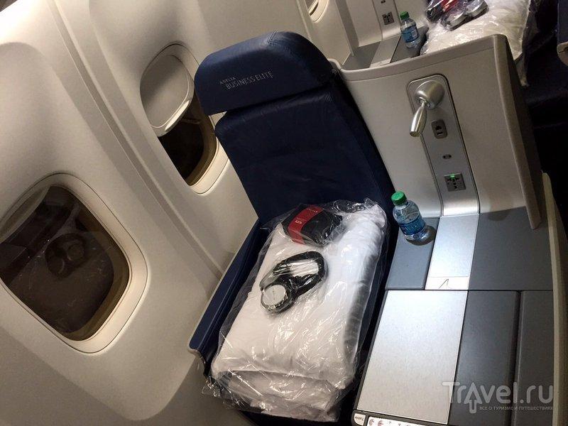 Как летать бизнес-классом? / Гонконг - Сянган (КНР)