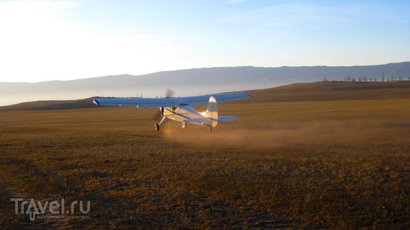 Полеты над Байкалом / Россия