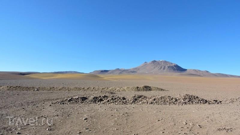 Как получить проблемы с визой на границe Чили-Боливия по дороге на Уюни / Боливия