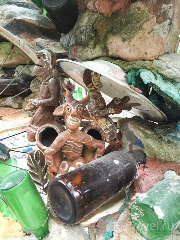 Волшебный сад в Филадельфии / США