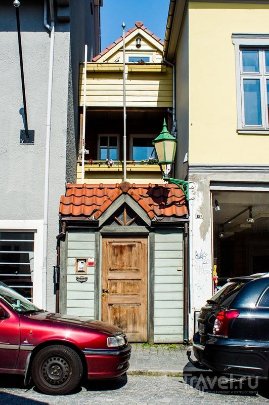 Путешествие по Норвегии: Берген / Фото из Норвегии
