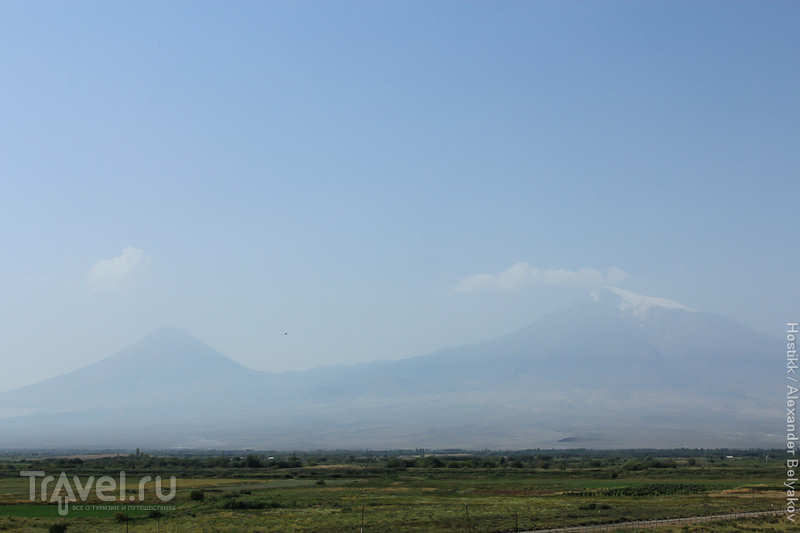 Солнечная Армения в сентябре / Армения